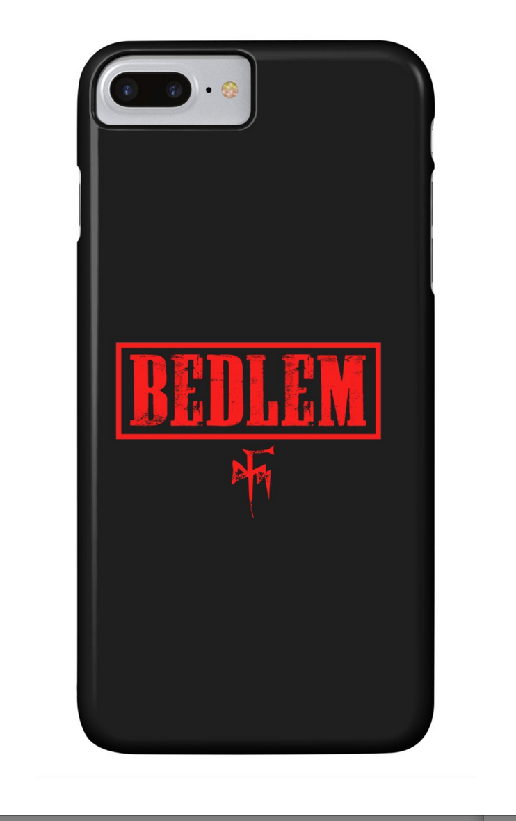 Click here to order BEDLEM iPHONE cases and more