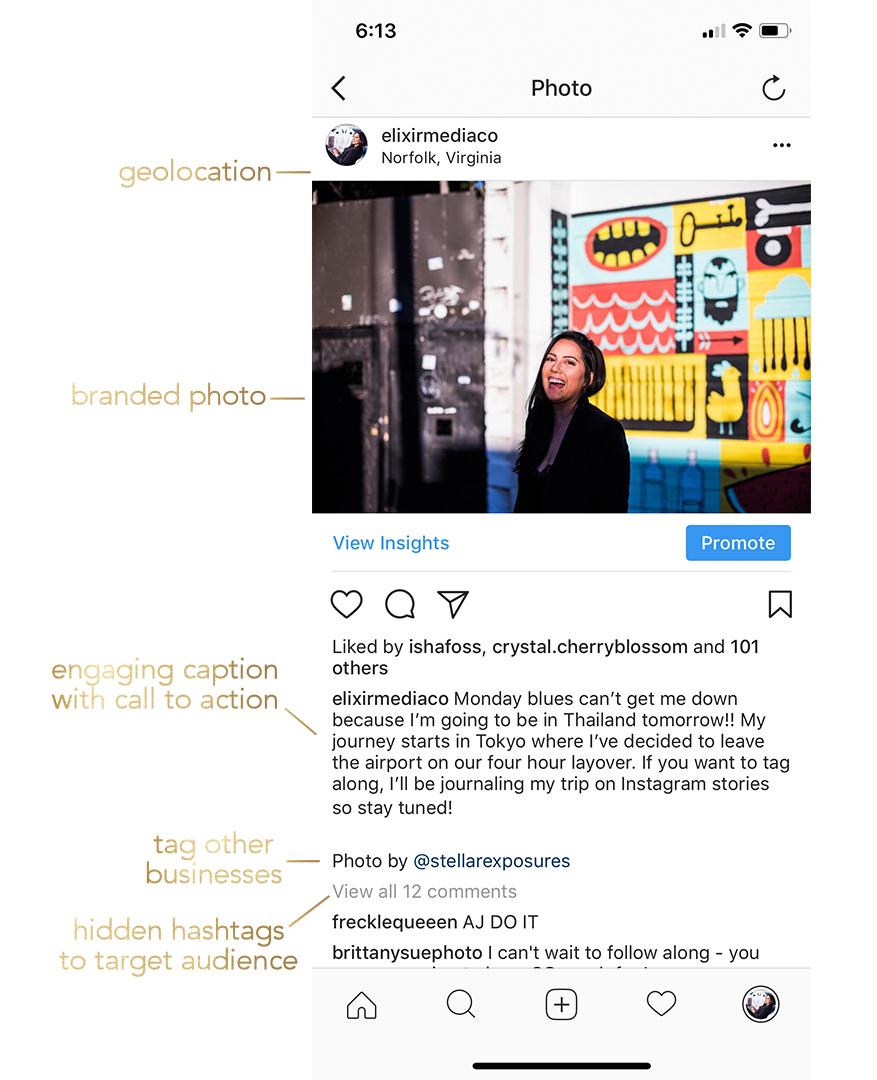 Elixir Media Co.   Hampton Roads Social Media Manager