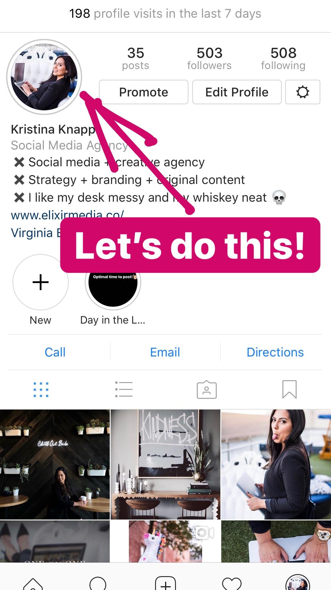 Elixir Media Co/ Virginia Beach Social Media Manager