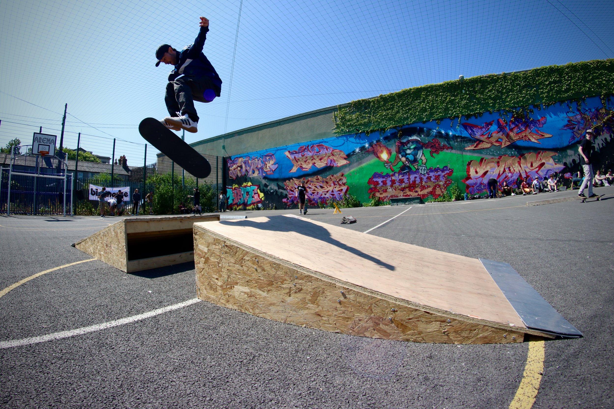 Dion McGarrity - Nollie 360 Flip (@dionmcg_90)