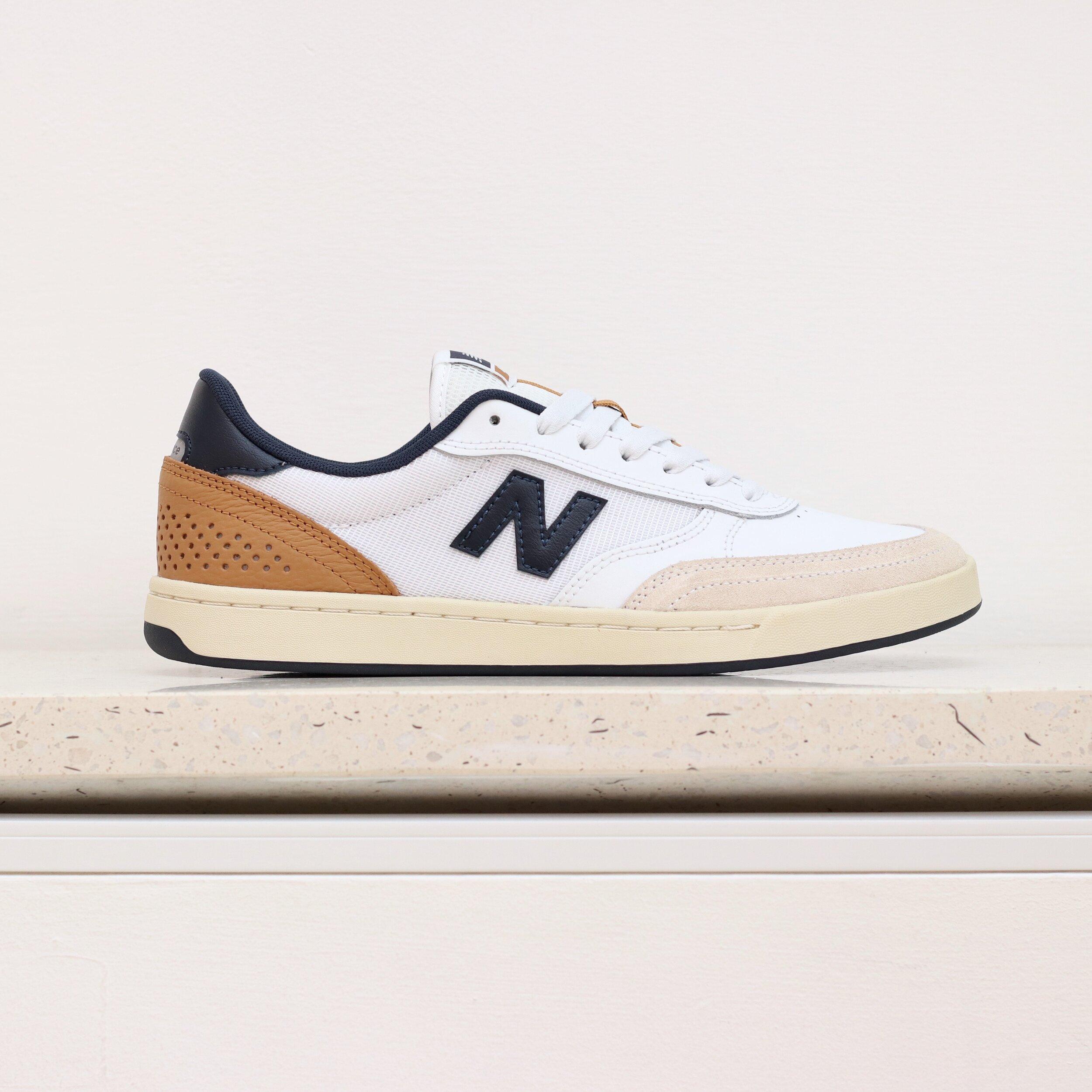 New Balance Numeric - 440 - White/Navy