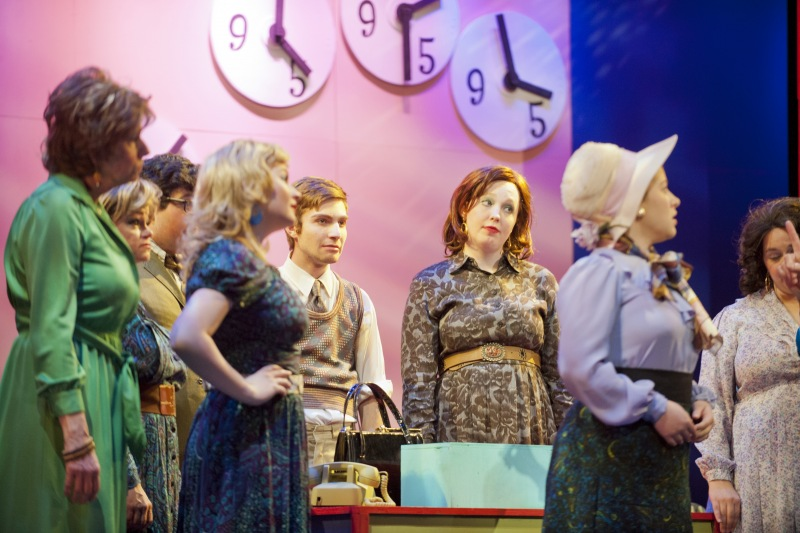 9 to 5 at Civic Theatre of Allentown 2017