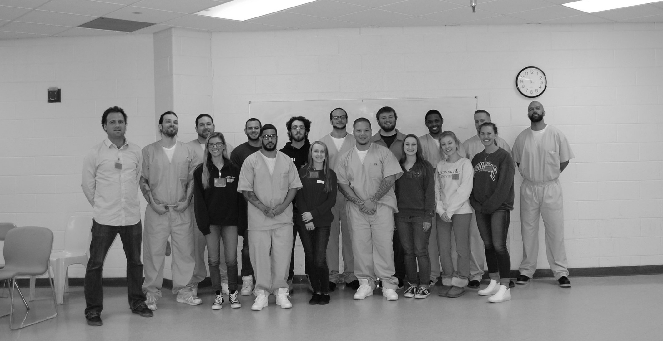 Inside-Out Class Photo