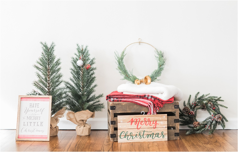 brooklyn christmas mini sessions props