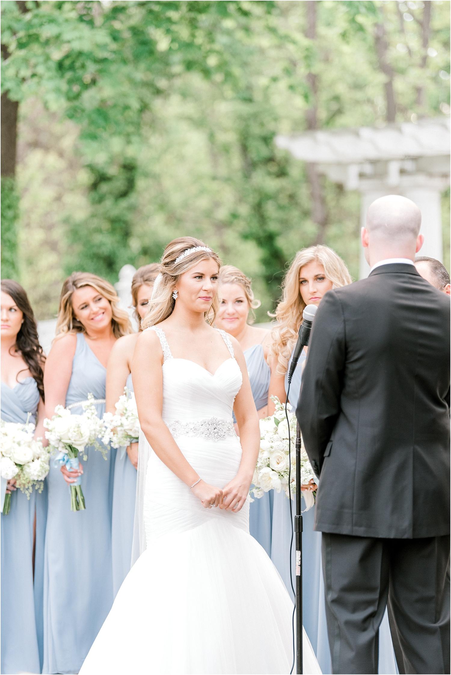 long island outdoor wedding ceremony