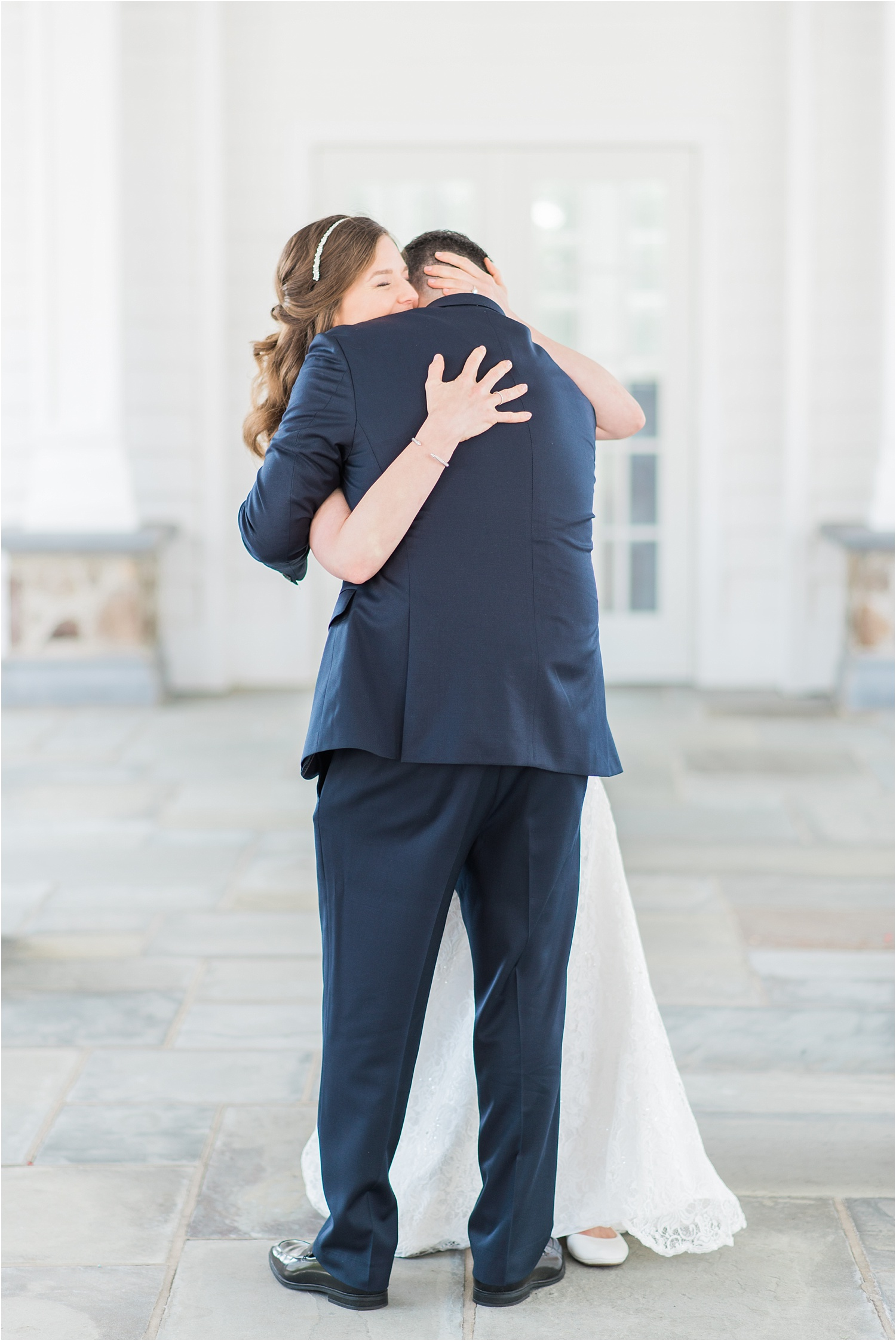 First looks are quickly becoming my favorite. Not only do you get SO many more portraits of the two of you, but you really get to take a moment and soak up all the emotion of seeing each other for the first time- and without an audience.