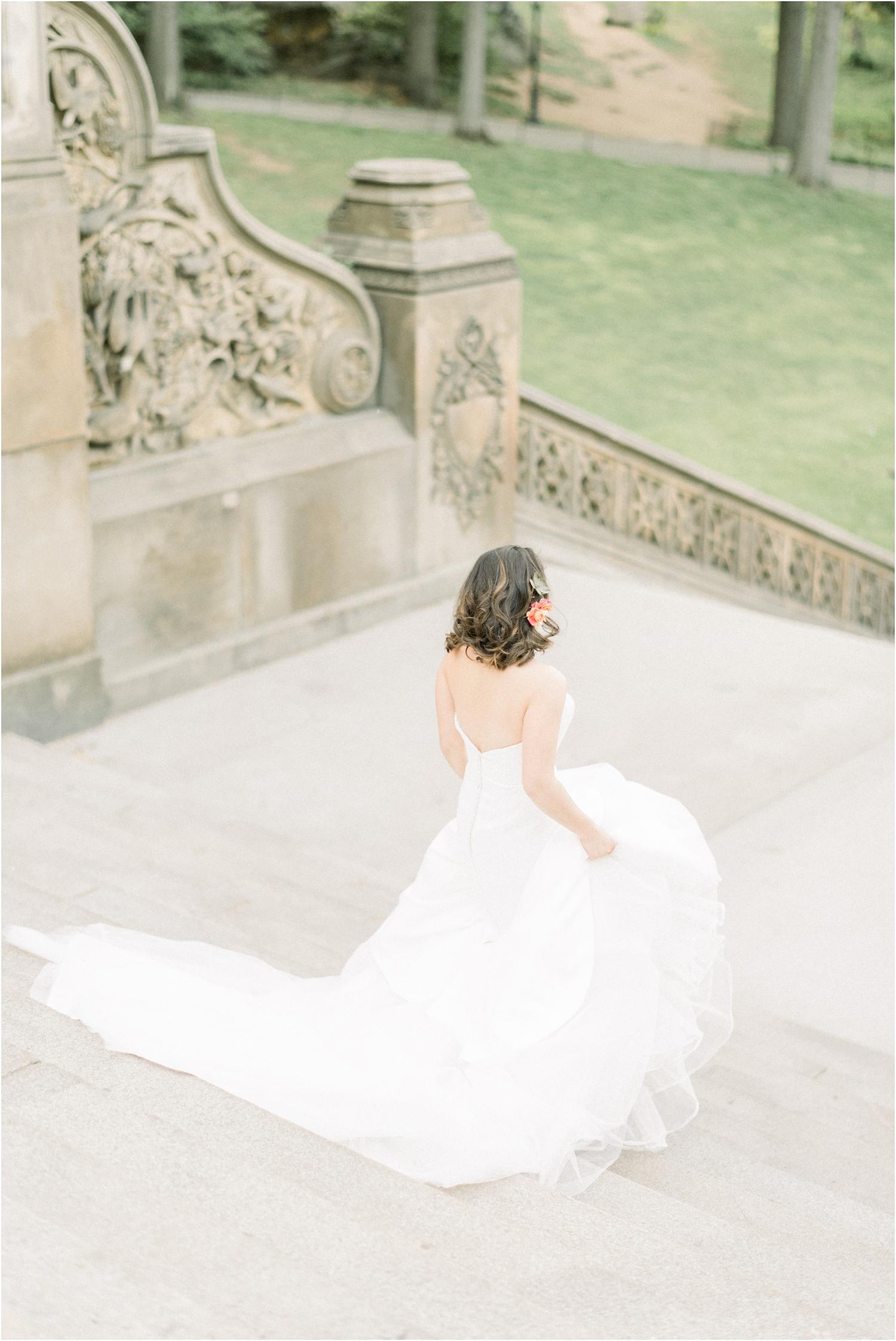 Loeb Boathouse wedding photography