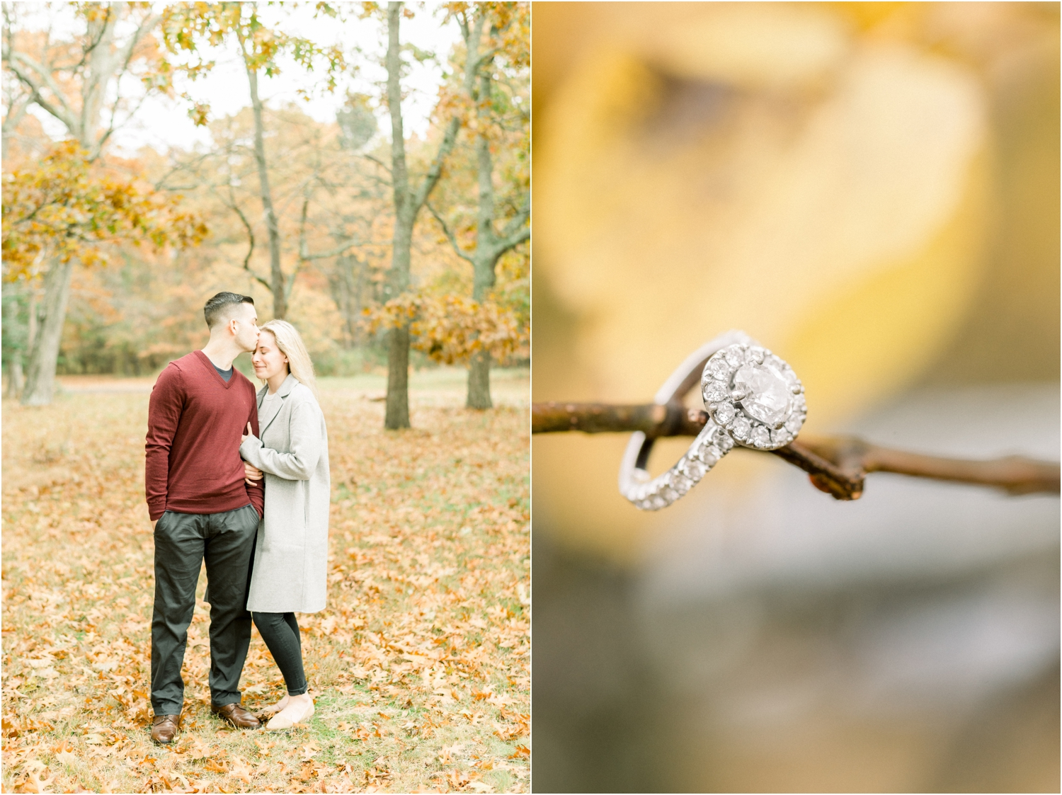 engagement session on Long Island