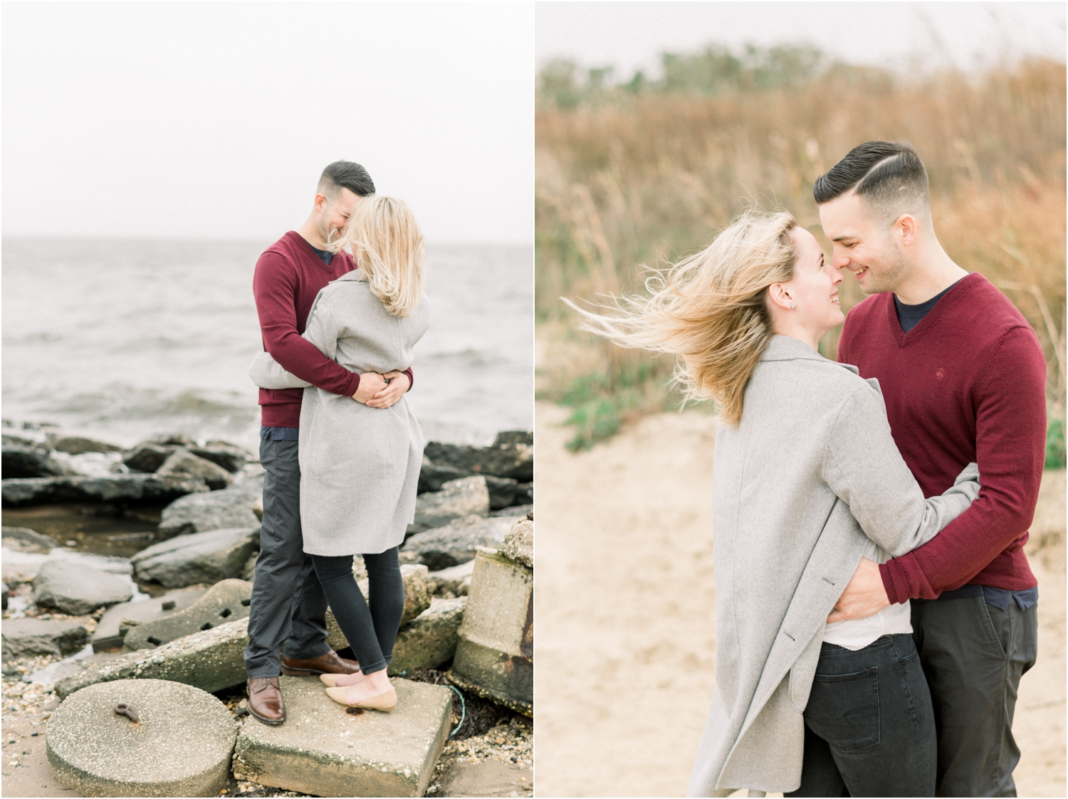 east islip engagement session