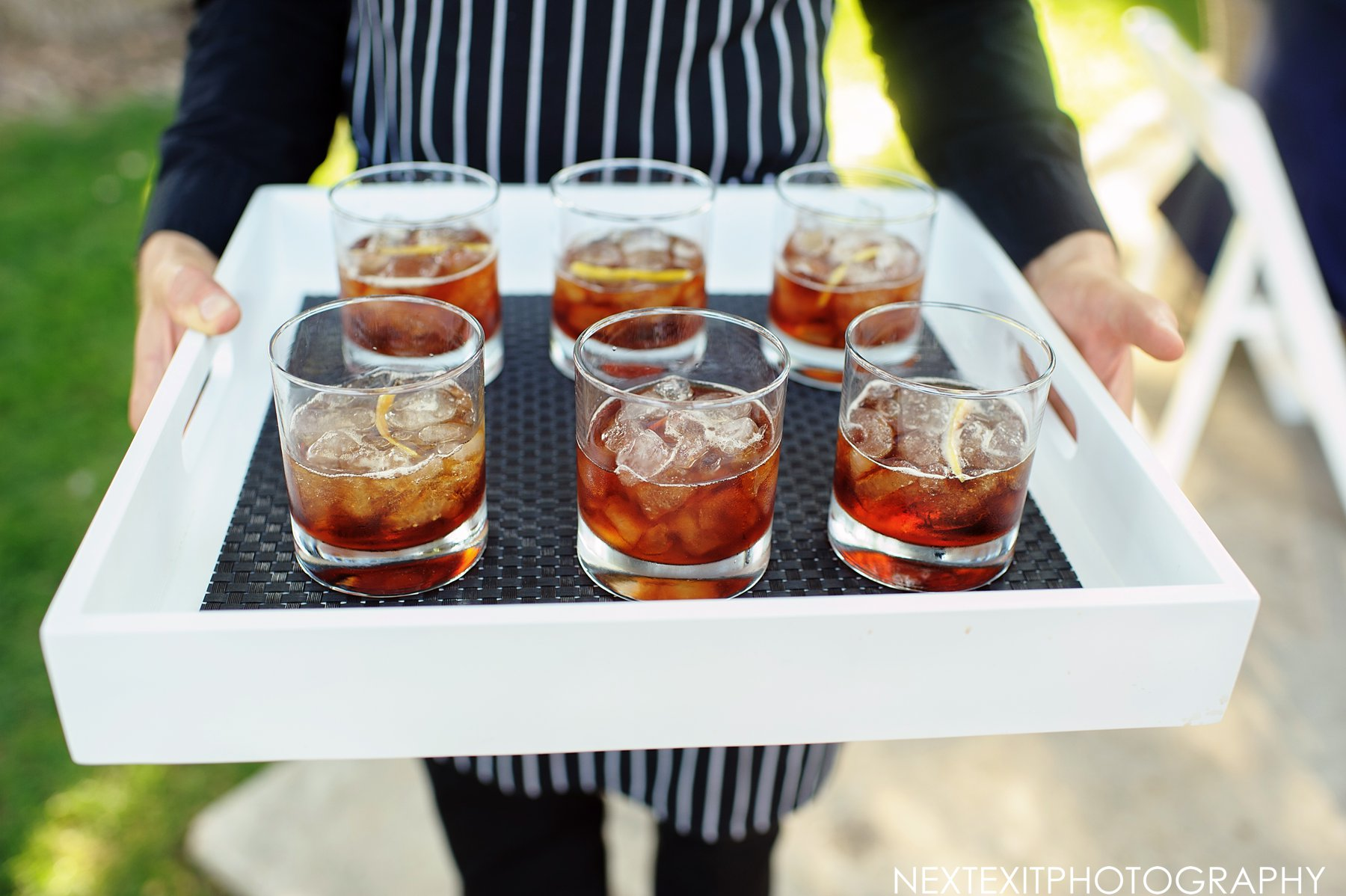 The Groom's Signature Drink