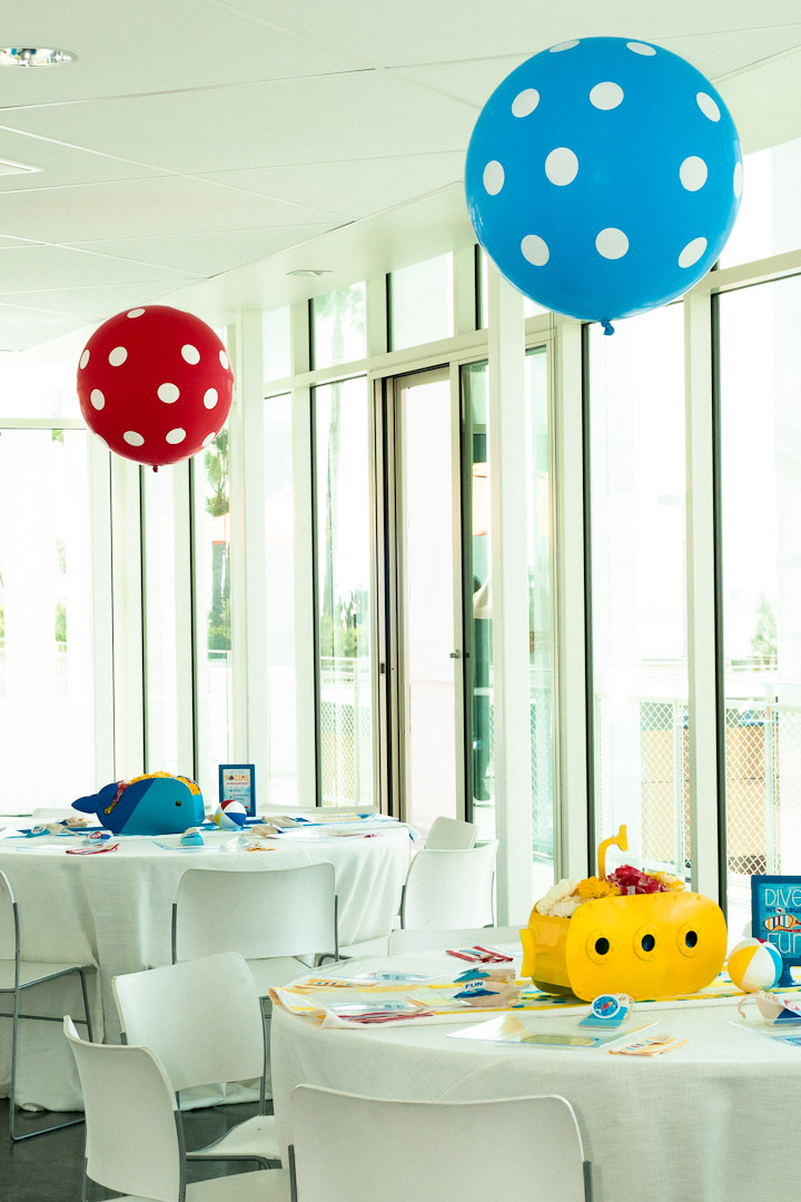 Decorations for Children's Birthday Parties