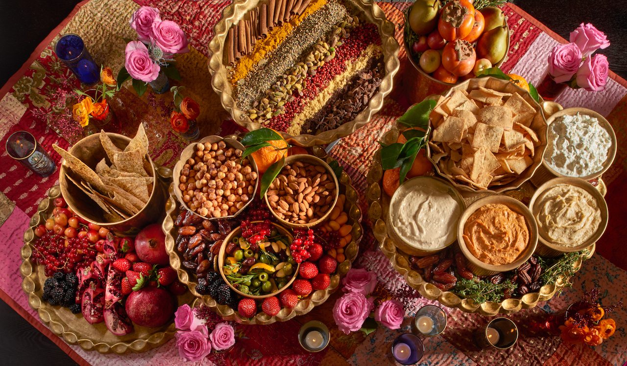 Mezze Display