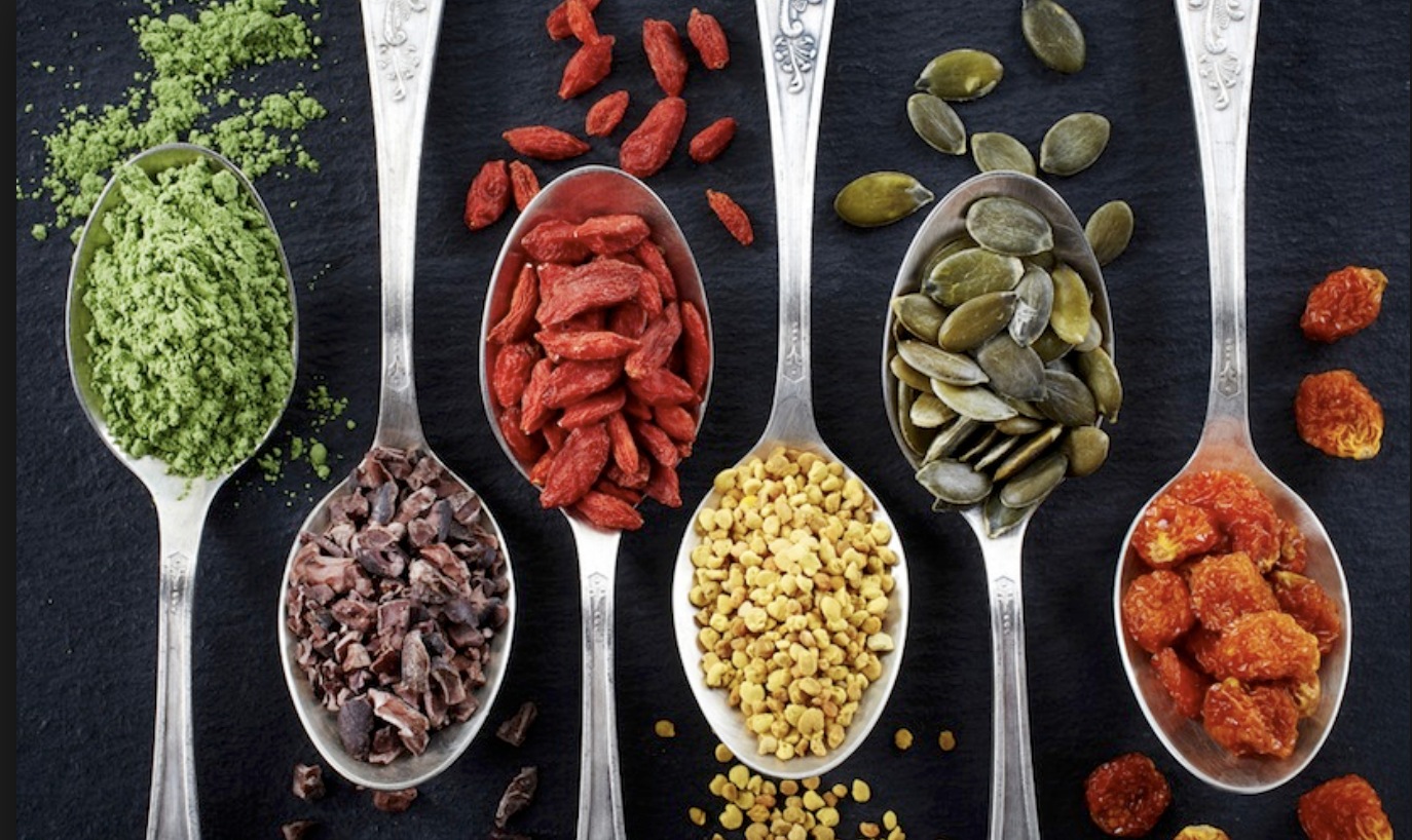 Superfoods and individualized nutrition are still key for optimization. photo credit: Food Matter