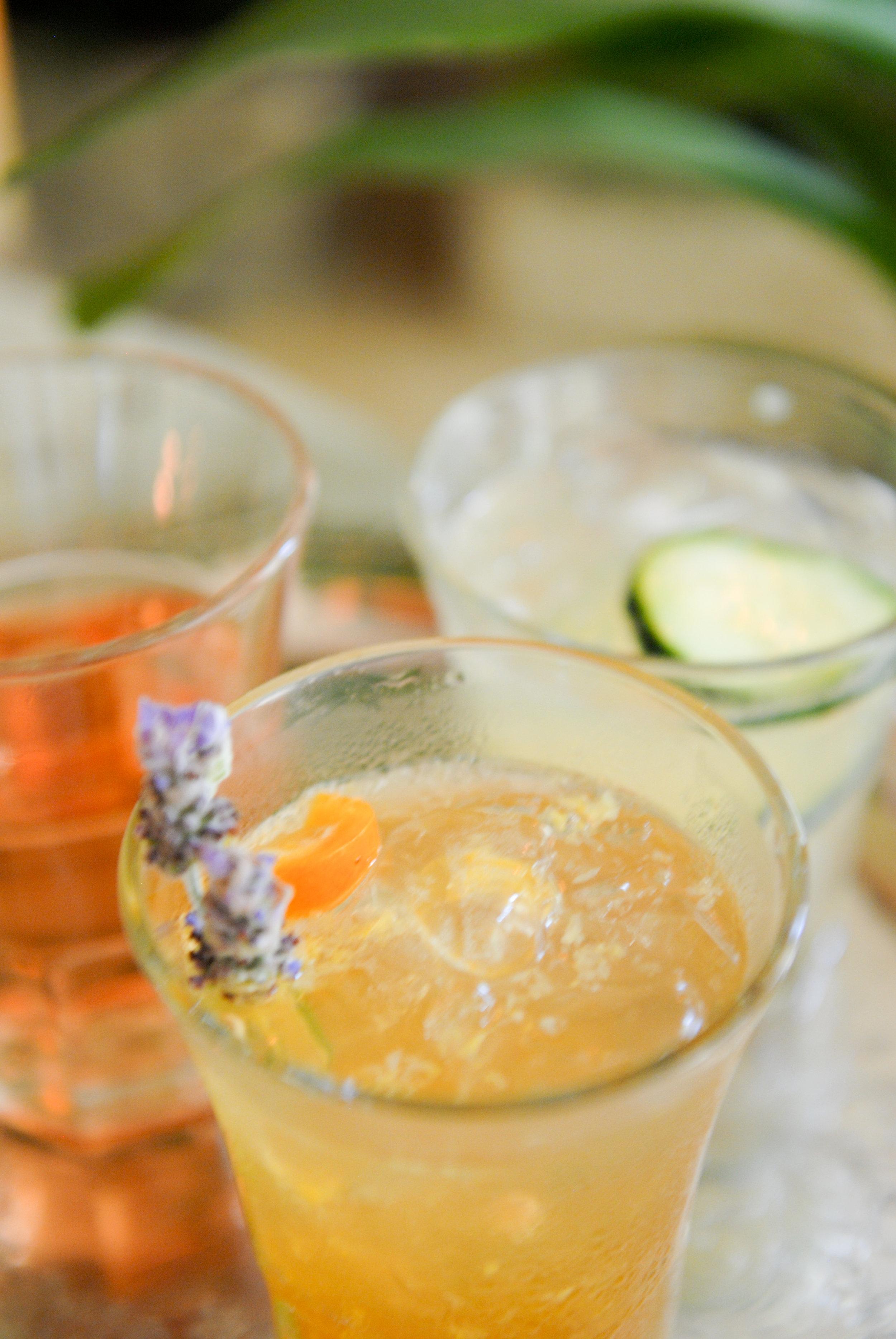 Kumquat and Lavender