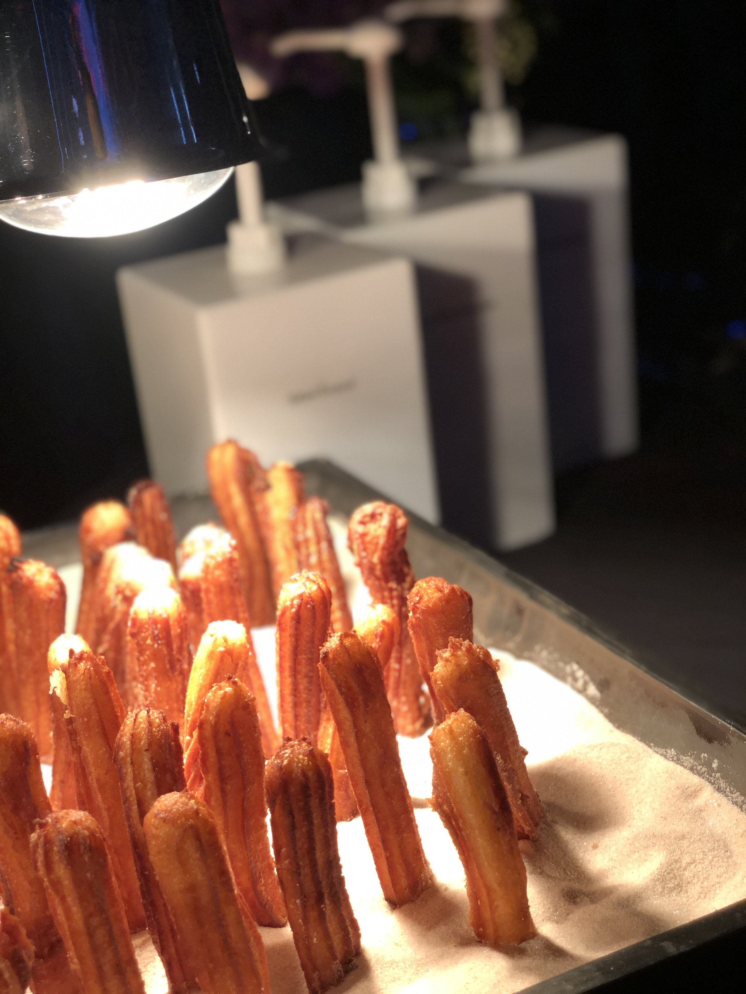 Churros and Schaffer, the best event hospitality and Catering in Los Angeles.