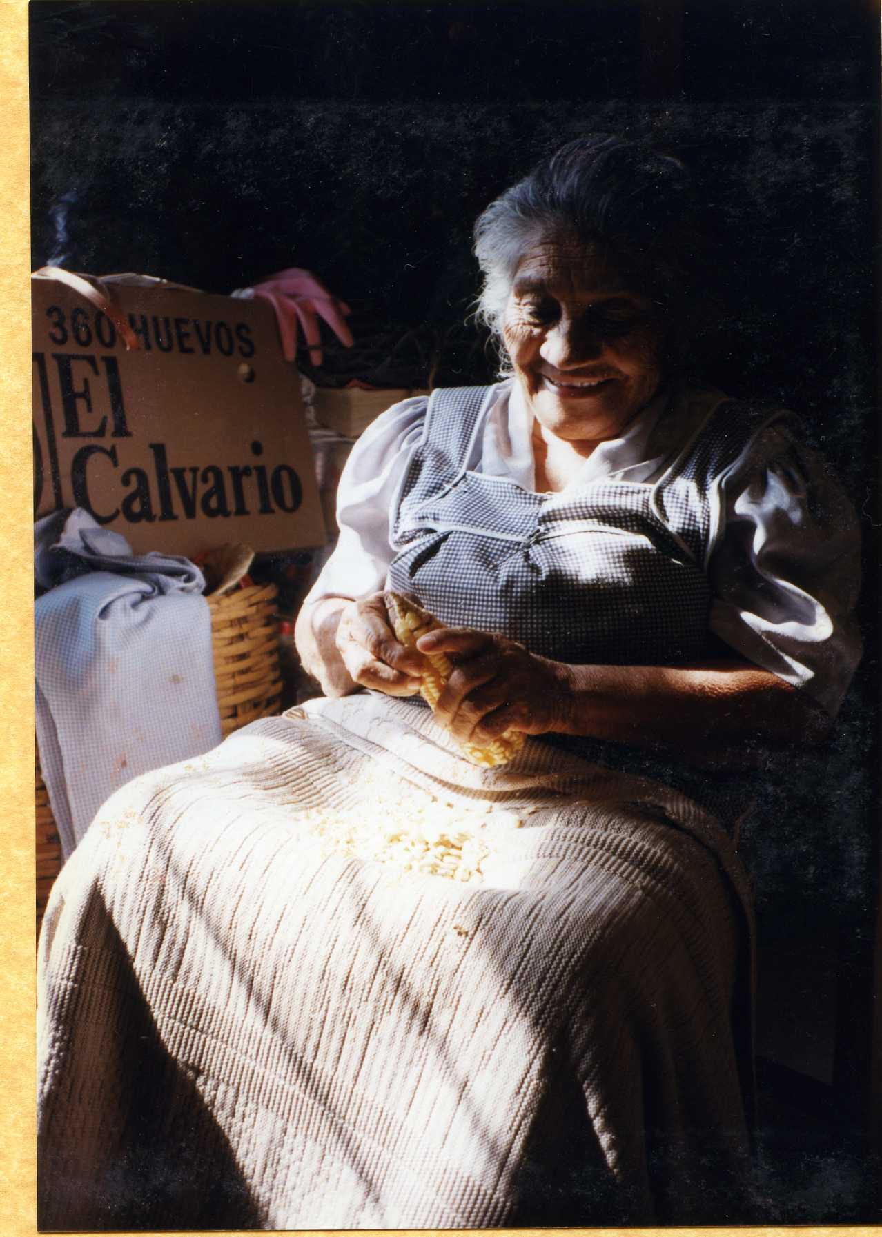 Dominga, Mixtec Abuelita
