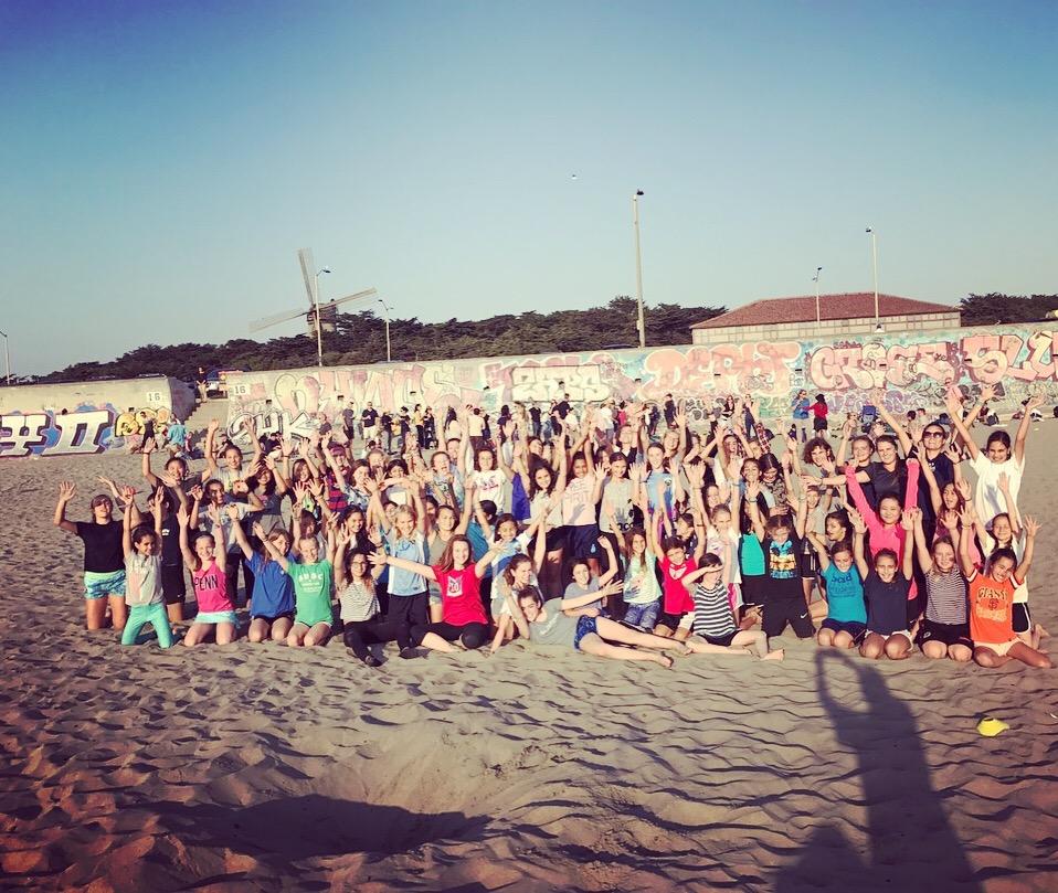Sol comp teams beach team building day 2017