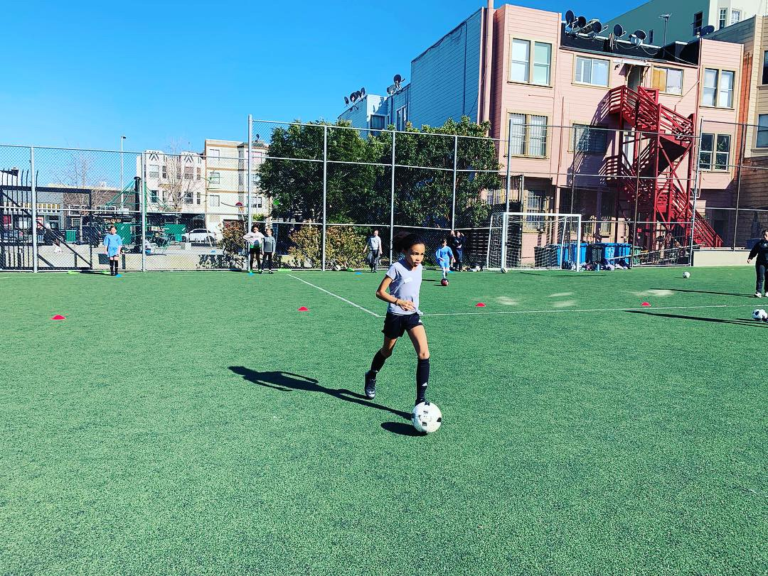 Sol Angels 4th Grade Rec Team 2019