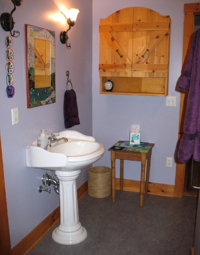 Another view of the bathroom