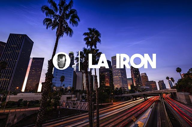 LA Iron. Beautiful Metal Work throughout LA.
