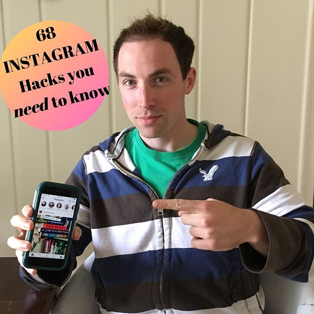 68 Instagram Hacks you need to know! Link in my bio!⁣ ⁣ Did you know you can create comment reply shortcuts? Put your bookmarks into collections? ⁣ ⁣ Record video hands-free? Do you know how to make your bio appear in more search results?⁣ ⁣ My personal favorite; do you know how to blur the background of your selfie/portrait?⁣ ⁣ My mind was BLOWN when I read this article. Or maybe I'm just a newb?⁣ ⁣ Anyway, for all of you trying to up your Insta-game, you've gotta check out this article I found! 68 fantastic tips that will help you publish the best content you can!⁣ ⁣ Warning: massive likes and Follows approaching!⁣ ⁣ The link is in my bio! Tag a friend who'd like this!⁣ ⁣ ⁣ ⁣ #instagramtip #instatip #gramgame #authortube #authorssupportingauthors⁣ #authorscommunity #authorgram #igwritersclub #igwritingcommunity⁣ #writingcommunityofinstagram #bookstagramcommunity #instahacks #selfpublishedauthor #writingsofinstagram #indiewriter #writergram #creativewriter #writingismyfreedom #indieauthors #authorsofig #writingtips #authorlife #instawriter #writersnetwork #authorsofinstagram #instawriters #igwriters #writingcommunity #writersofinstagram