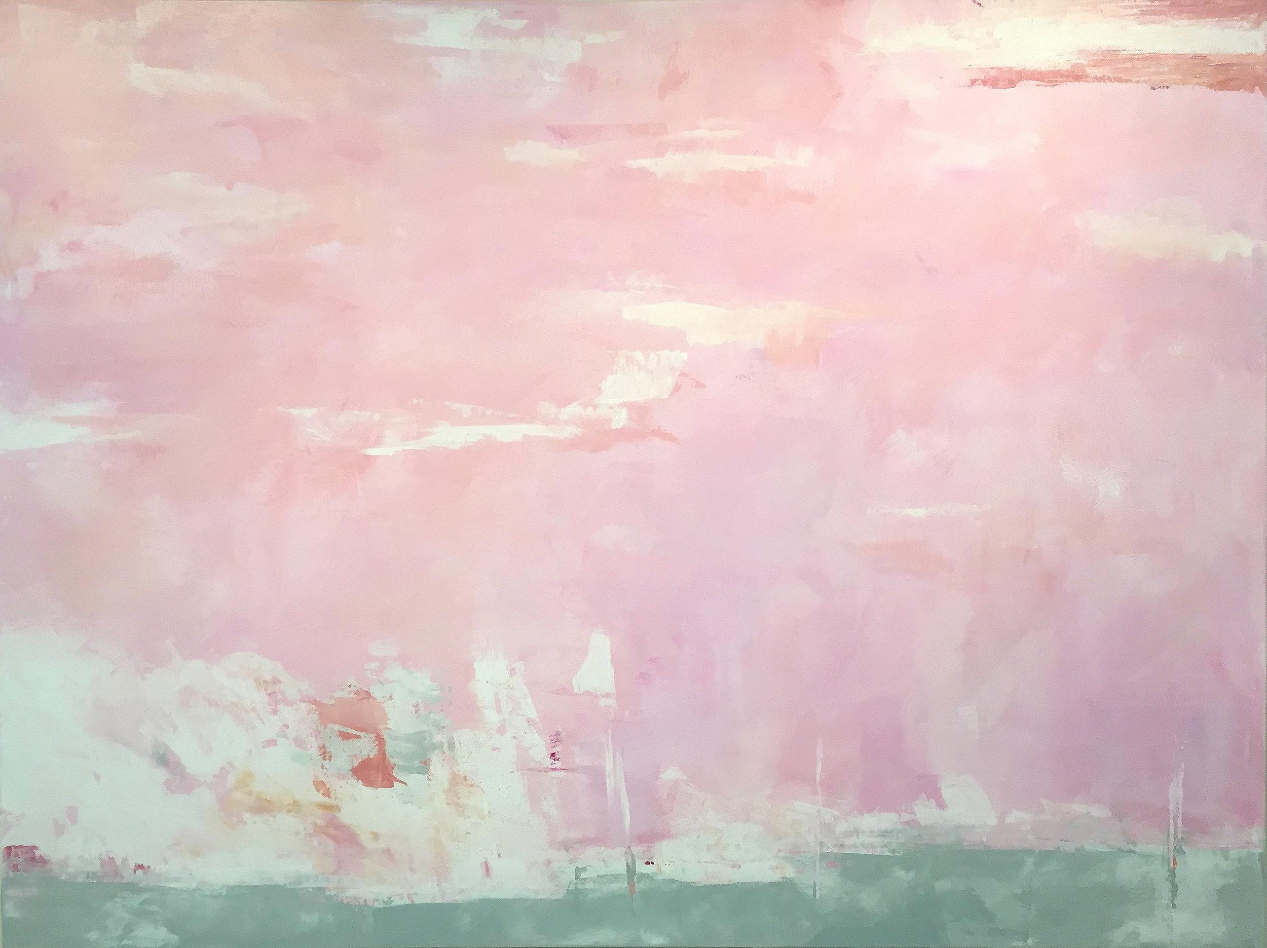 Pink Cloud - SOLD