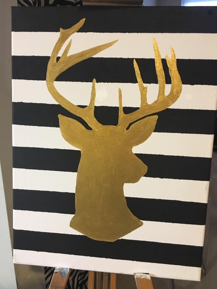 Sample Single Painting
