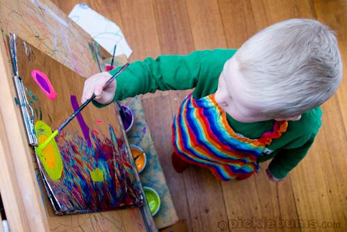 not painting on paper kids 3.jpg