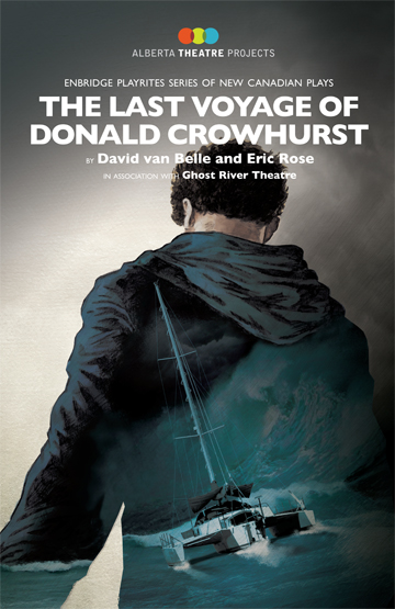 Production poster:  The Last Voyage of Donald Crowhurst  (2015)