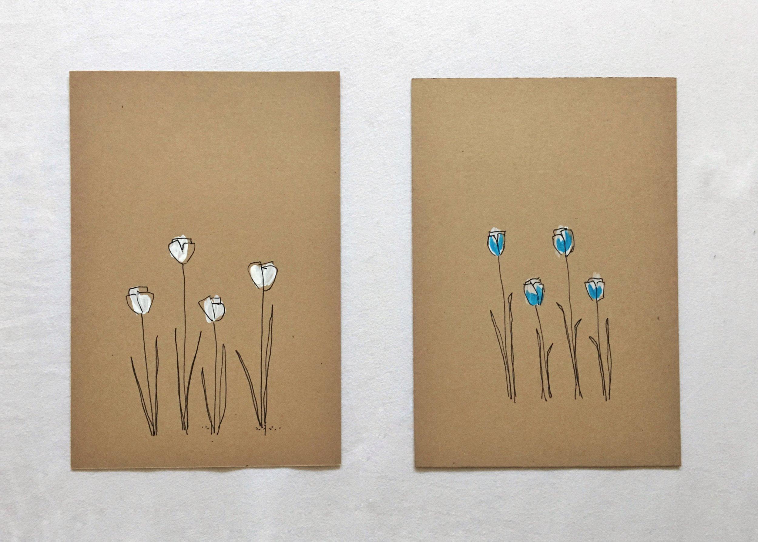kraft floral flat cards.jpg