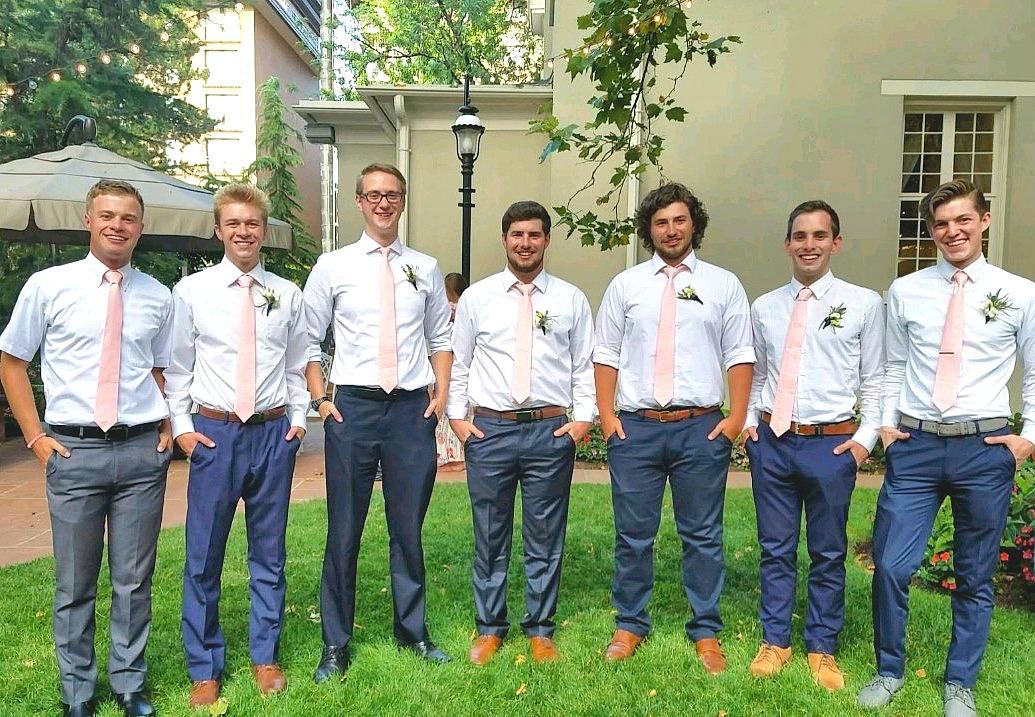 Groomsmen in Peach Ties.jpg