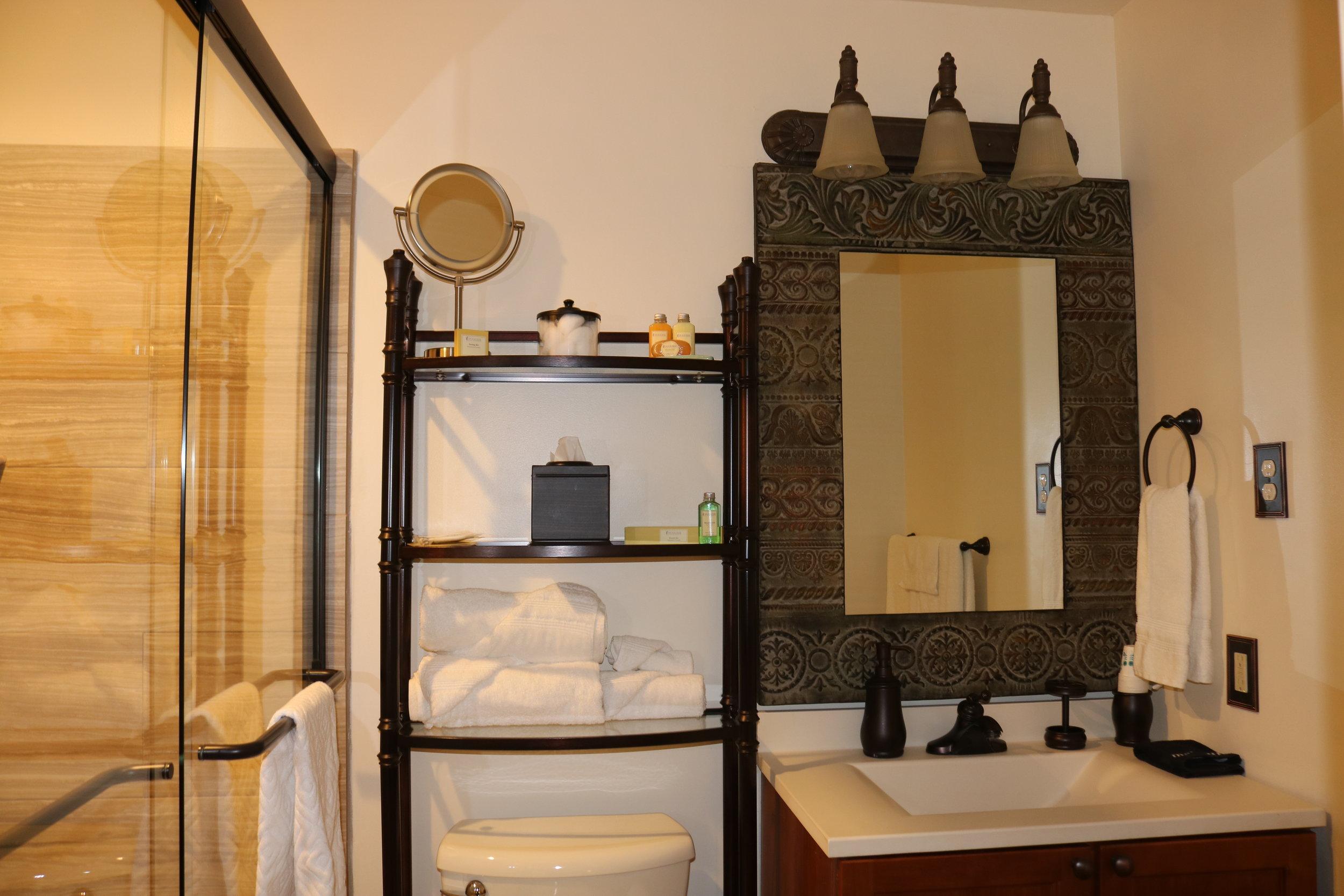 amazing modern bathroom