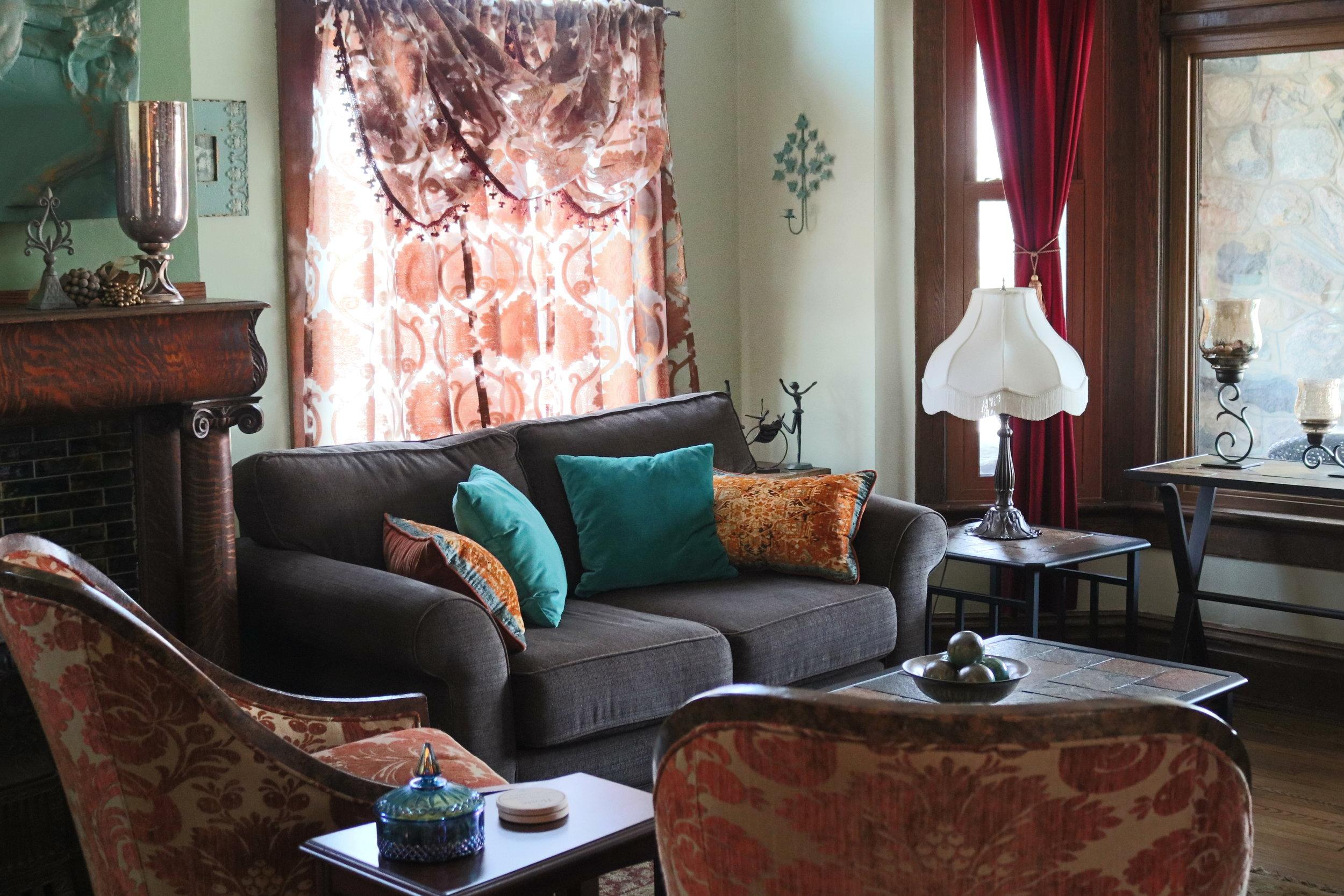 livingroom for guest