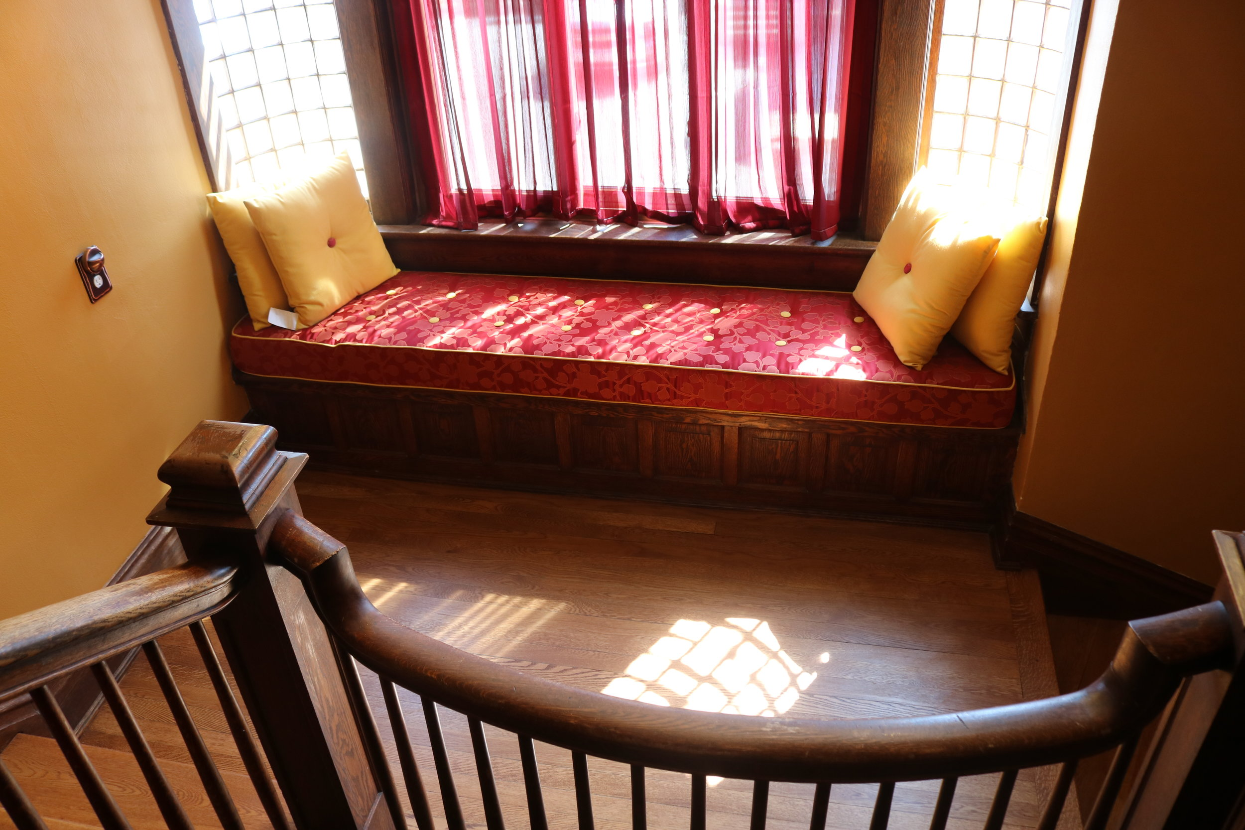 seating by window