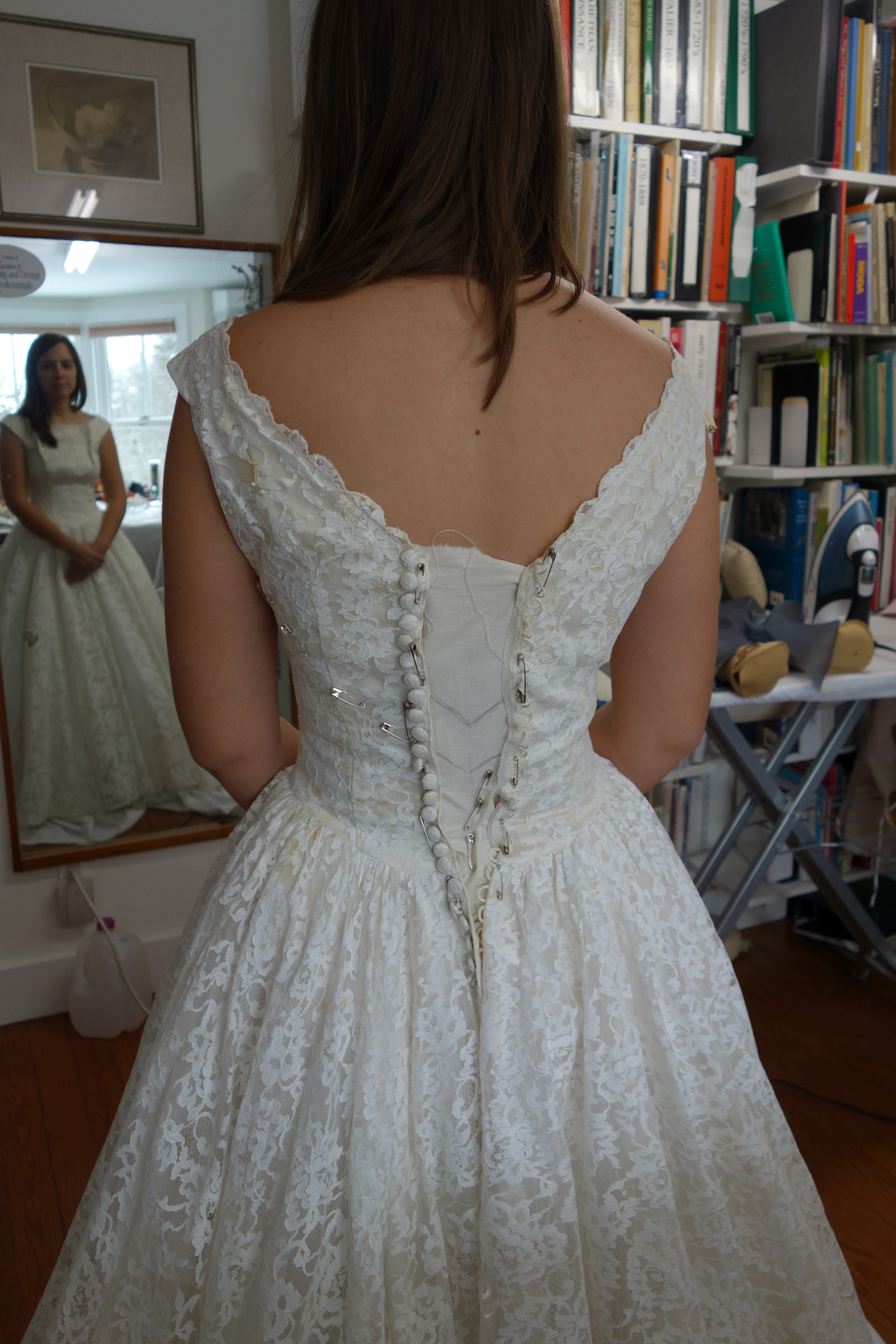 Gown to Convert to Strapless