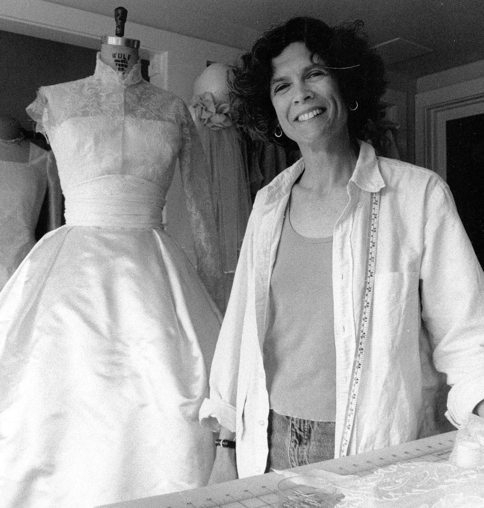 Rachel Kurland, Custom Wedding Dress Maker