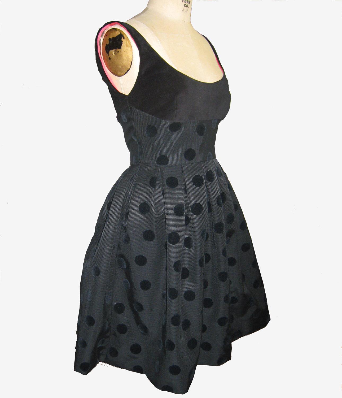 Polka Dot Dance Dress