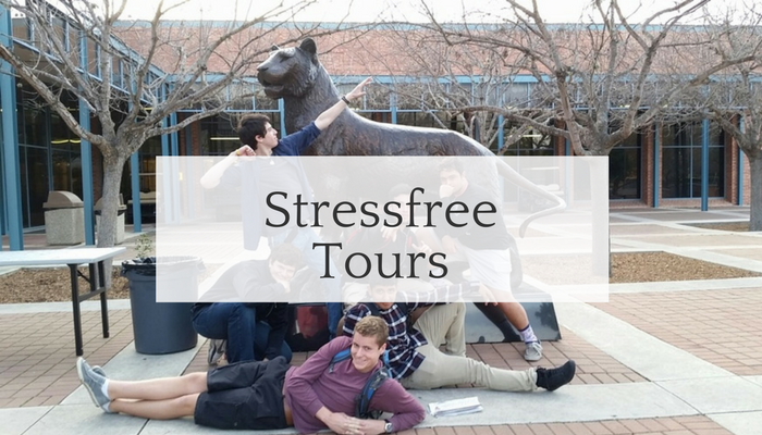 TCT Students on Tour