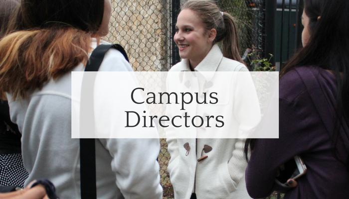 Campus Director at Baylor University