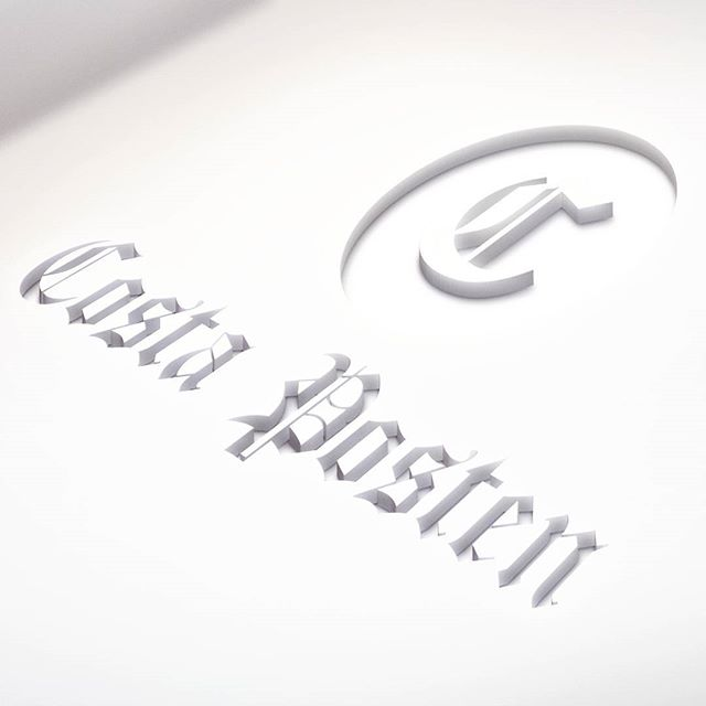 #newspaper #periodico #branding #logo #gothic #design #diseñografico  #diseño #graphicdesign #mockup #3d #letters #font #typography #costadelsol #malaga #marbella #mijas #fuengirola #followforfollow #siguemeytesigo #españa #agency #digital #andaluzmedia #london #old