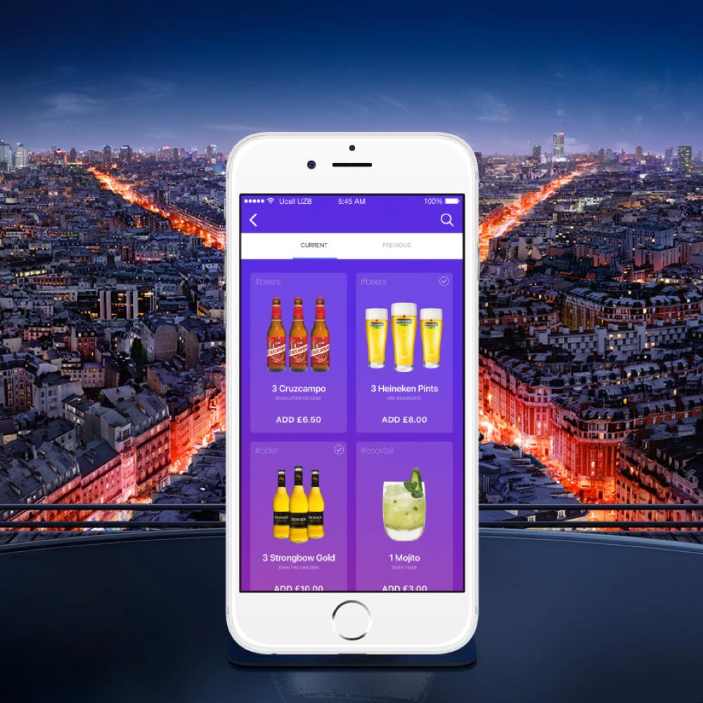 Clubby - Nightclub directory app