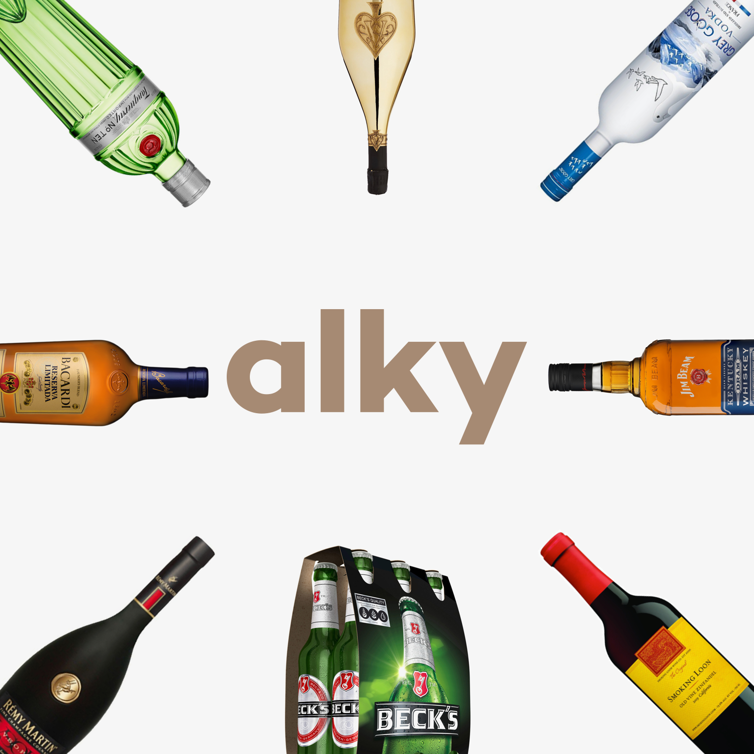 Alky - An alcohol delivery app