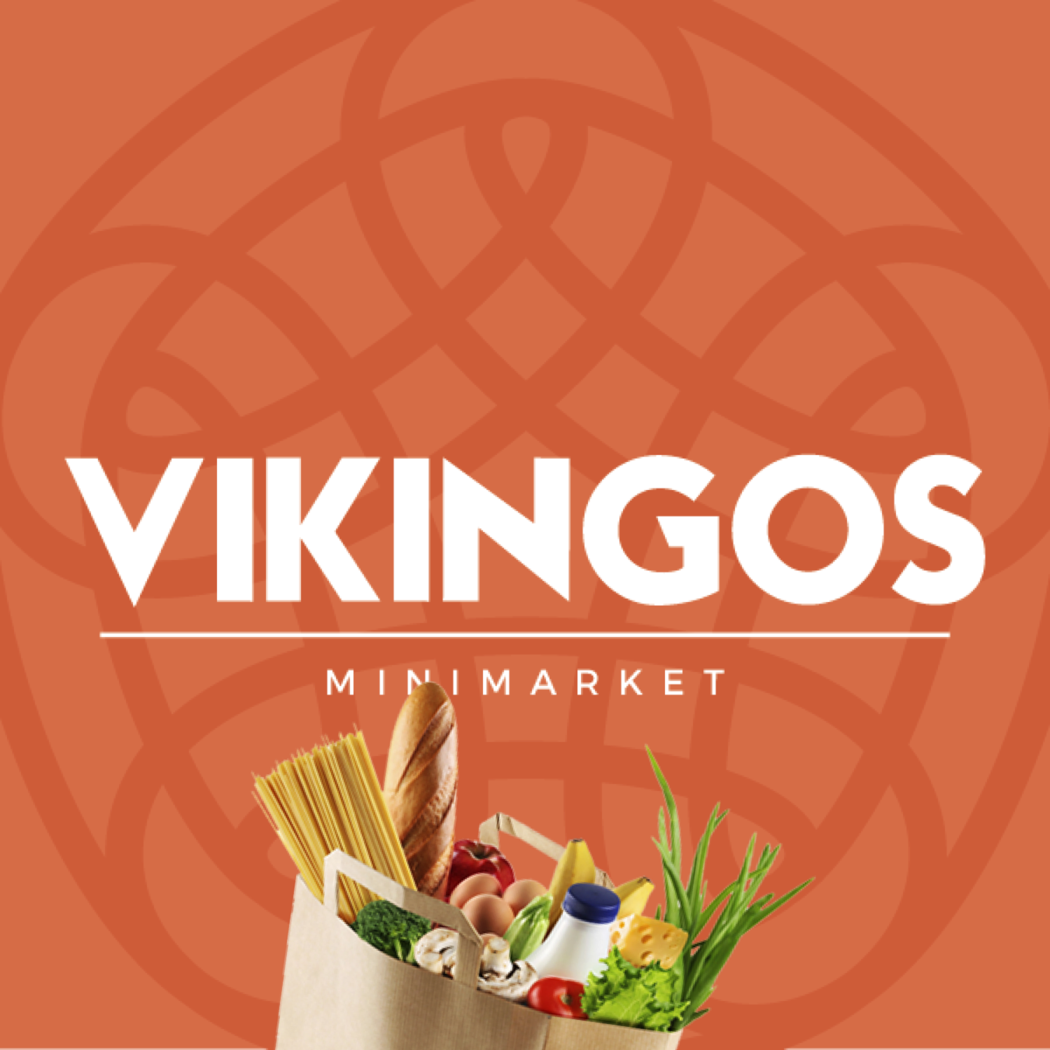 Vikingos - Branding for a the Scandinavian Grocery Chain