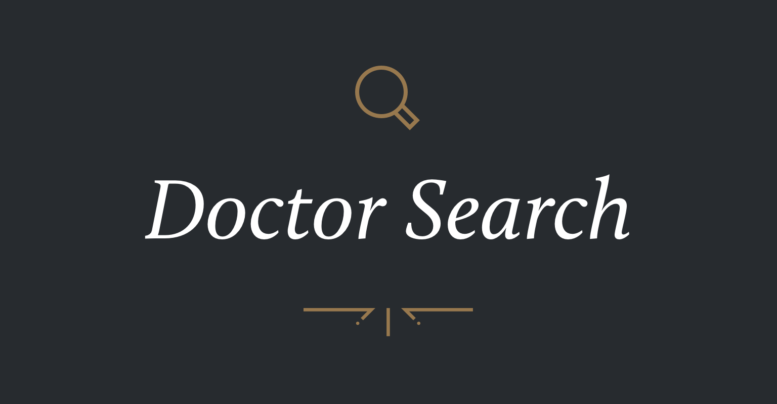 Medicare Advantage Plan Doctor Search