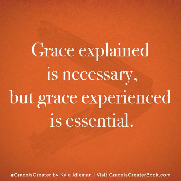 Grace is Greater Meme 2