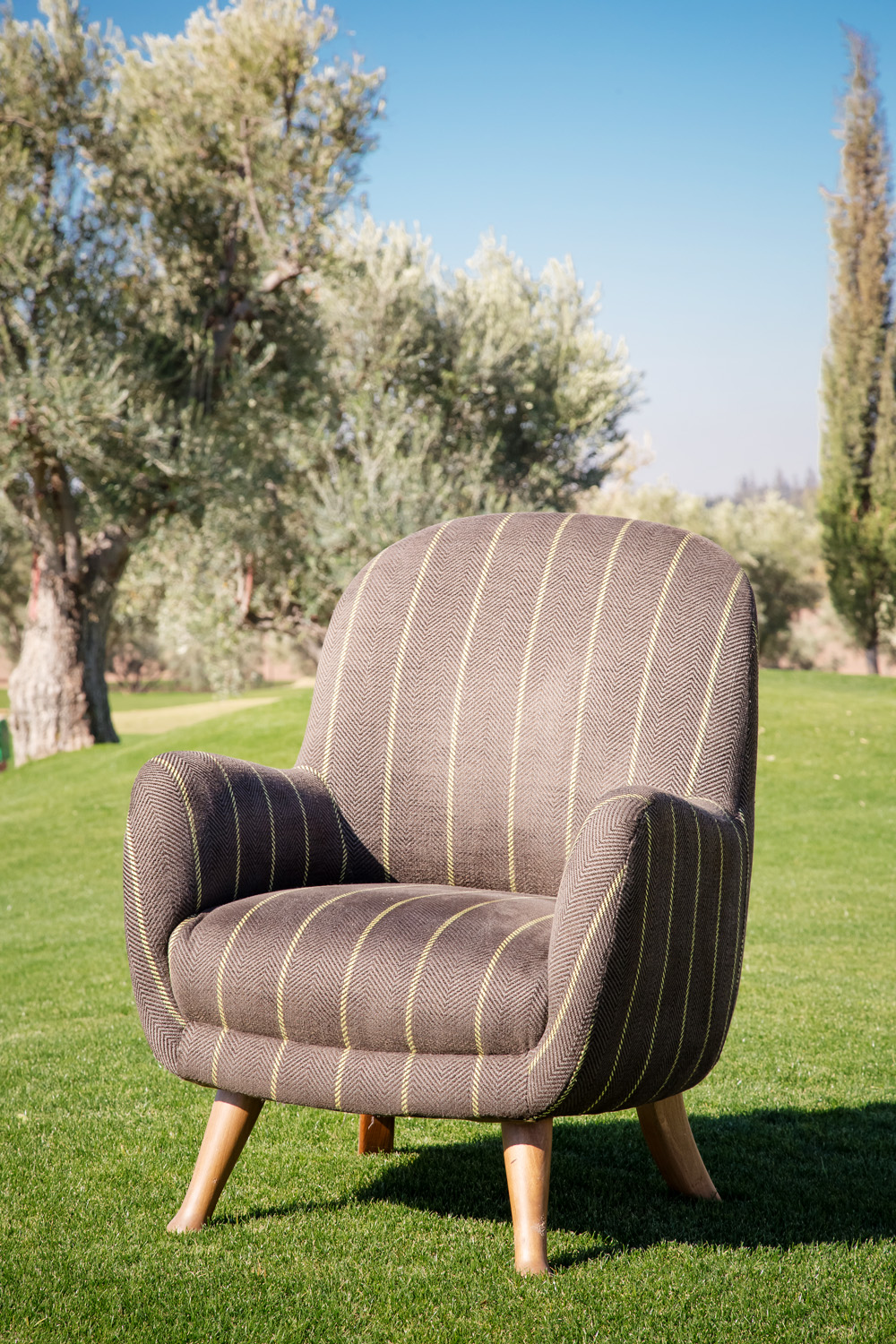 Fauteuil style 1950
