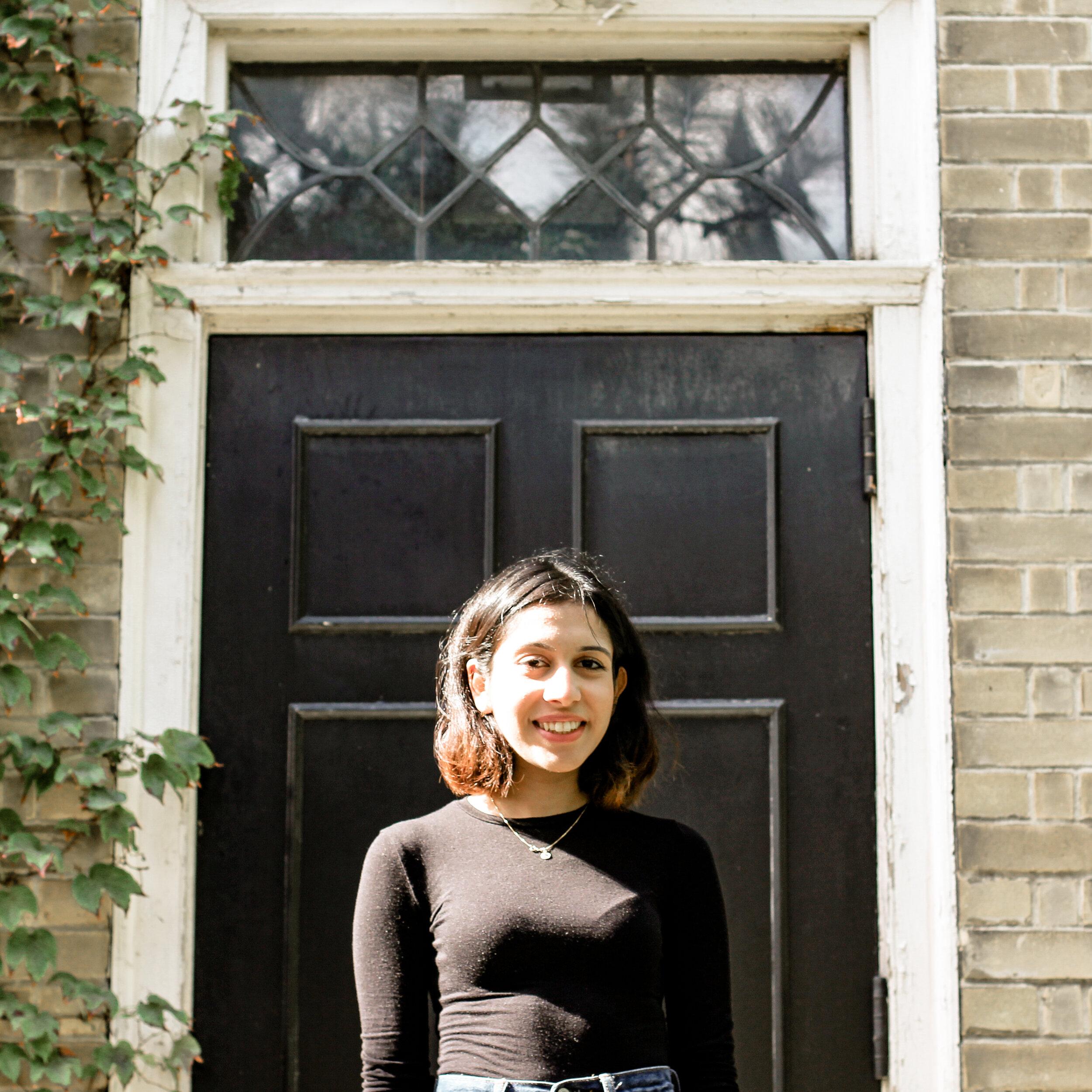 Sana Mohtadi  Senior Editor 📷 @sana_martha   she/her