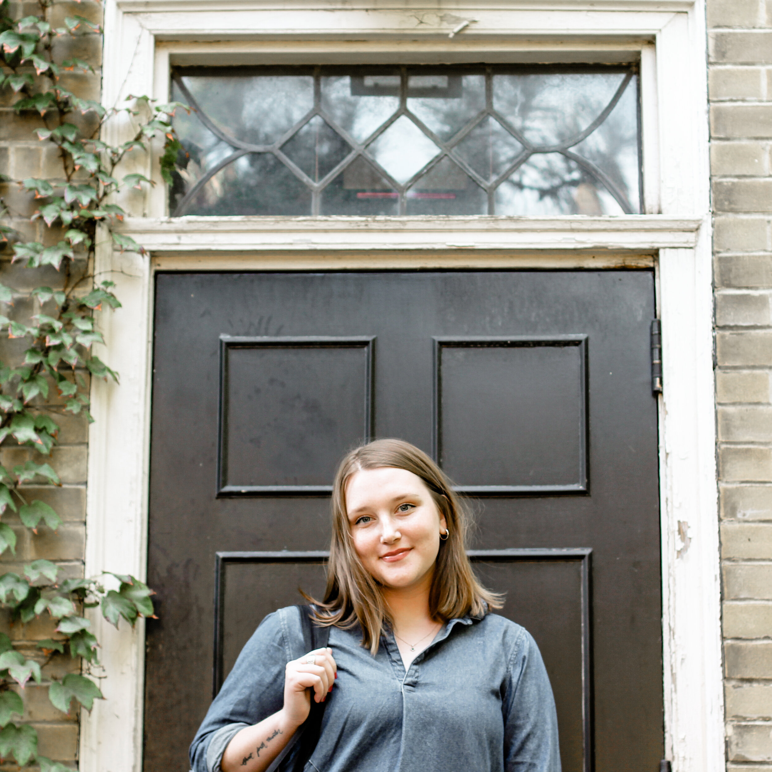 Megan Brohm  Chief Copy Editor 📷 @m3q4n   she/her