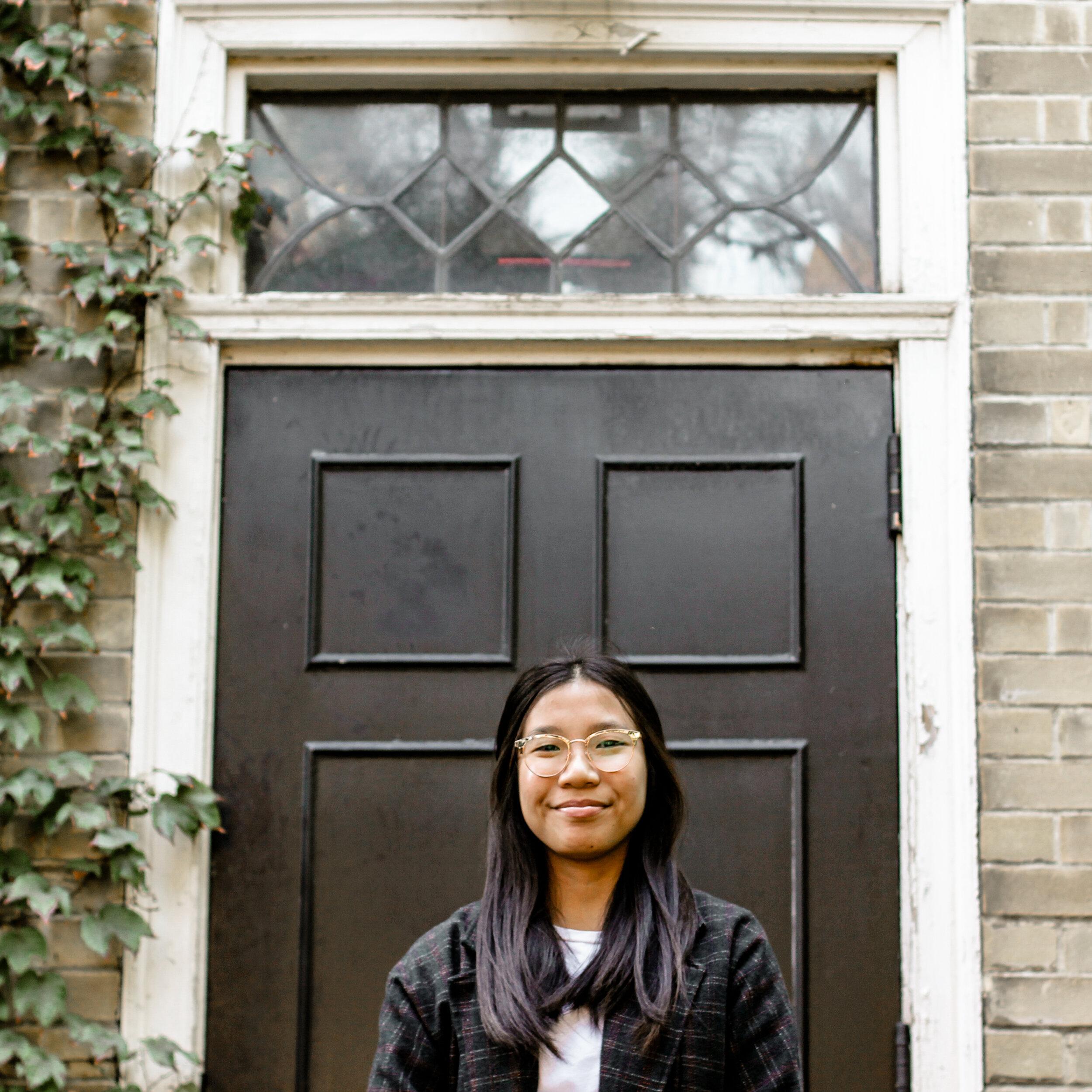 Katrina Agbayani  Associate Editor  she/her