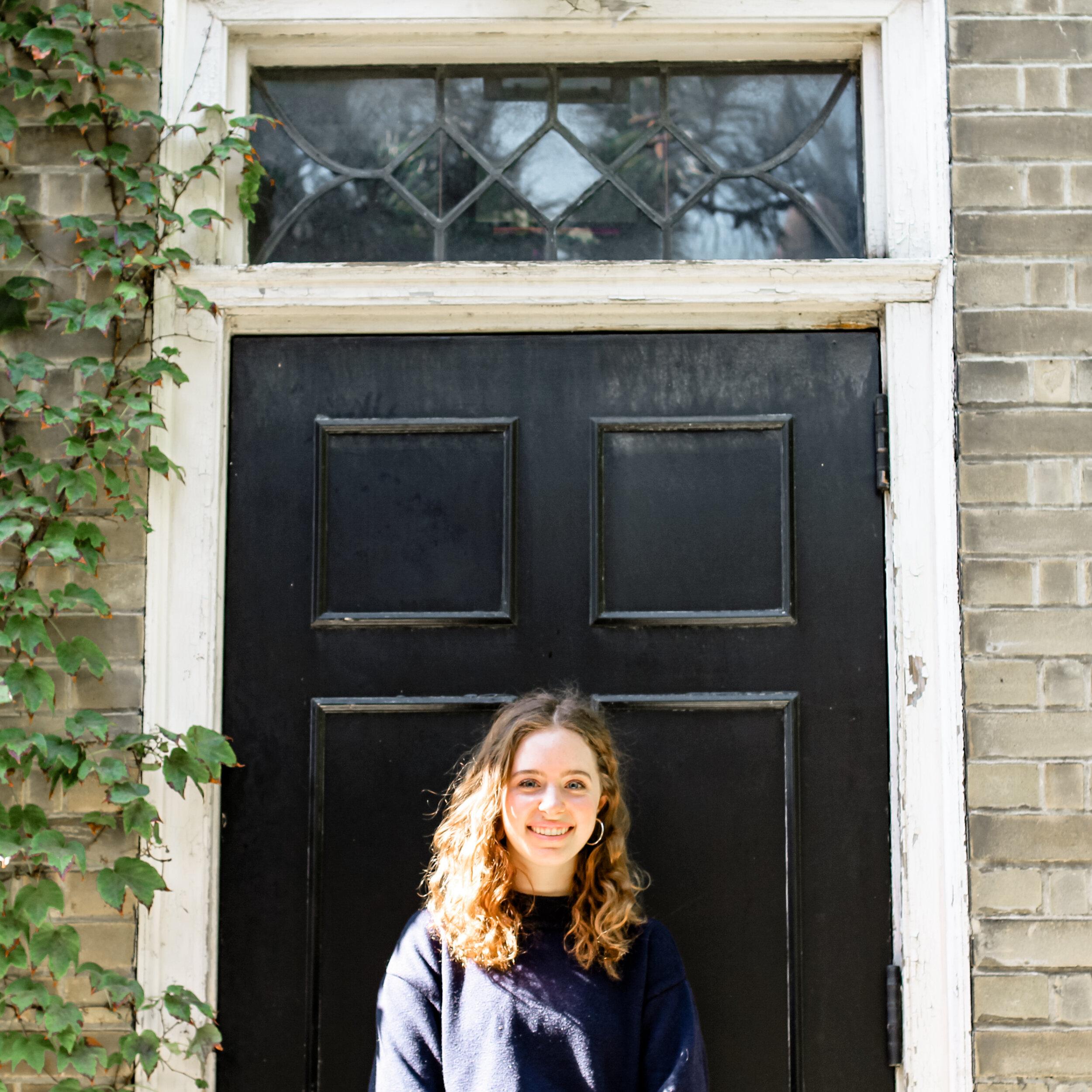 Charlotte Koch  Associate Editor  she/her